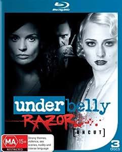Underbelly Razor: 3-Disc Set [Blu-ray]
