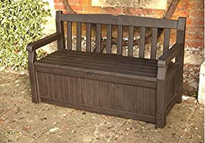Outstanding 5 Best Garden Storage Benches 2019 Outdoor Storage Bench Caraccident5 Cool Chair Designs And Ideas Caraccident5Info