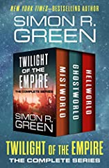 """In this trilogy set in the Deathstalker universe, the New York Times–bestselling author delivers """"lots of action"""" and """"exotic dangers"""" (Science Fiction Chronicle).  Gathered here into a single volume, the novels in Simon R. Green's Twilight ..."""