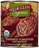 Muir Glen Organic Crushed Tomatoes - Fire Roasted - 28 oz