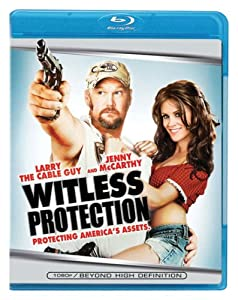 Cover Image for 'Witless Protection'