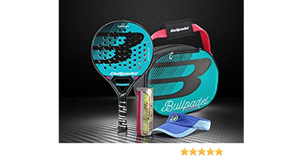 Pack padel Supreme Woman: Amazon.es: Deportes y aire libre
