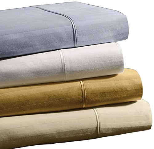 TEMPUR-Egyptian Cotton Champagne Sheet Set, Full