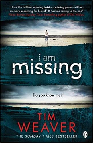 I Am Missing Book Cover