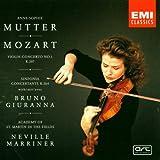 Violinkonzert KV207 / Sinfoniekonzert KV364 u.a.