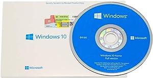Windows 10 Home | OEM - DVD | 64 Bit | USA - English