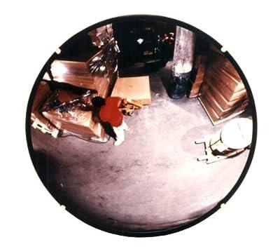 See All Circular Glass Indoor Convex Security Mirror