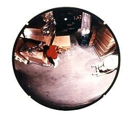 See All PLX18 Circular Acrylic Indoor Convex Security Mirror, 18\