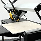 QEP 83230 30-Inch Bridge Tile Saw with Water Pump and Stand