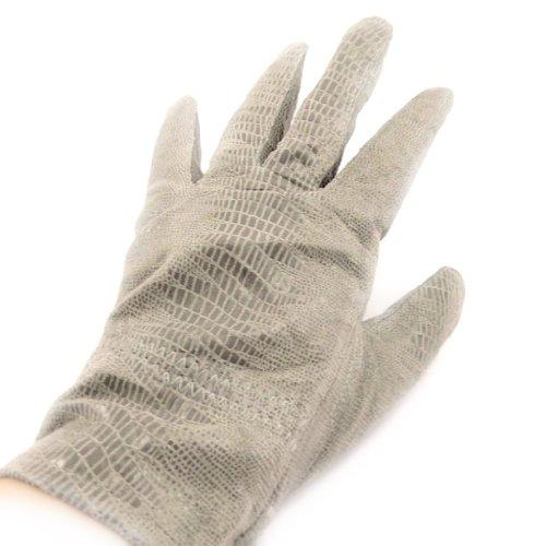 [リリーの宝 (Les Tresors De Lily)] (Scarlett コレクション) [K7583] 手袋 グレイ