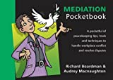 Mediation Pocketbook, Boardman, Richard and Macnaughton, Audrey, 1906610665