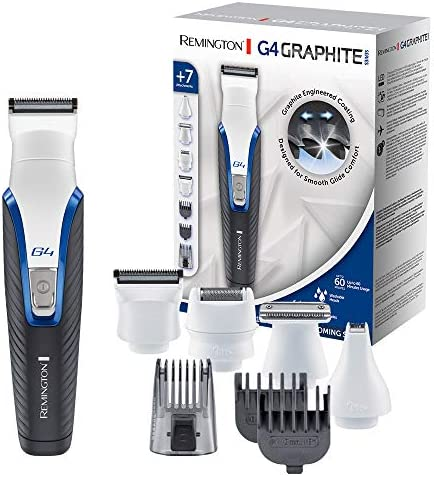 Remington G4 Graphite Series PG4000 - Recortador de Barba y ...