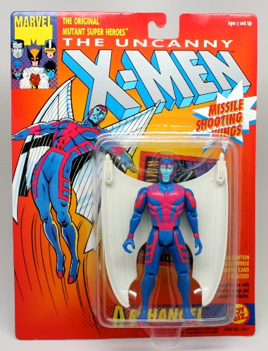 Marvel The Uncanny X-Men ARCHANGEL (White Wings) 5