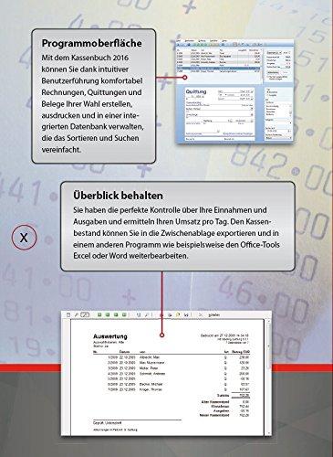 Kassenbuch 2018 Rechnungen Und Quittungen Ausstellen Für Windows