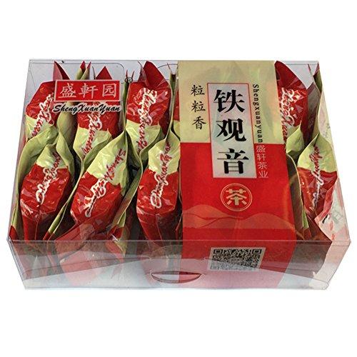Superfine Strong Aroma, Anxi Tie Guan Yin, Iron Goddess of Mercy, Chinese Oolong Tea,100g by Sheng Xuan Yuan
