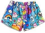 TOP TRENZ Kids Size Super Soft Fuzzy Shorts