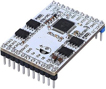 HaiNing Zheng 3DプリンターボードMKSパネル用超TMC5160TA-V1.0ステッピングモータドライバスーパーサイレントTMC5160-BOBハイパワーミュート