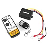 Ronben Wireless Winch Remote Control Kit 12V 50FT For Car Truck Jeep ATV