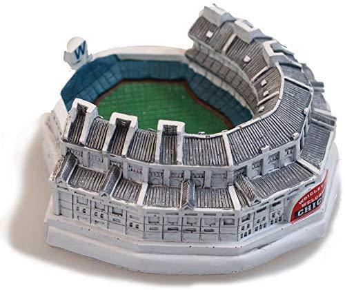 - ThirtyFive55 Wrigley Field Ceramic Replica Stadium
