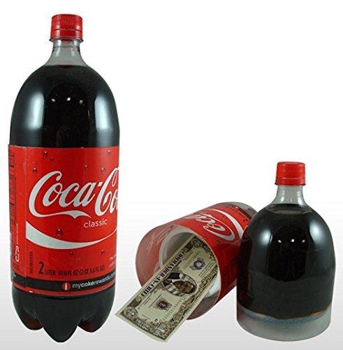 Coca Cola Coke 2L Bottle Secret Diversion Safe Stash by P...