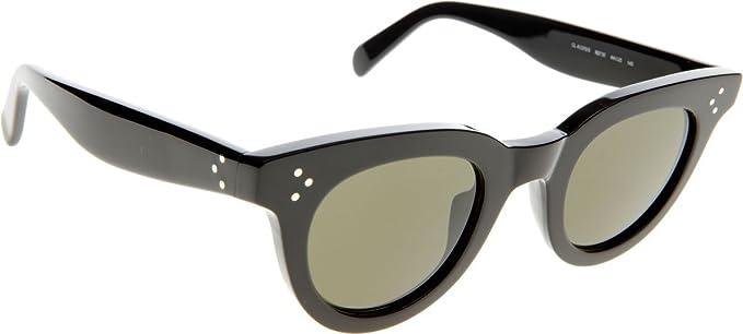 ce7b2b26490 Celine 41375S 807 Black 41375S Cats Eyes Sunglasses Lens Category 3 ...