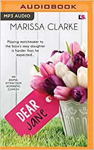 Dear Jane (Animal Attraction): Marissa Clarke, Summer Morton: 9781543686456: Amazon.com: Books