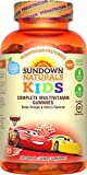 Cheap Sundown Naturals Kids Disney Cars Complete Multivitamin, 180 Count