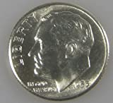 1953 S Roosevelt Silver Dime - Uncirculated