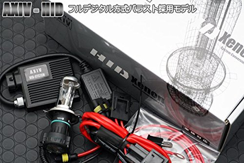 [AXIV-HID]ロードスター/ロイヤルスター[6000/8000/12000/30000K] H4HL [ケルビン数]12000K roadstar-royalstar B01FU9JGZK
