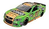 Danica Patrick 10 GoDaddy 2014 SS Chevrolet Sprint Cup Diecast Car, 1:24 Scale Elite HOTO, Official Diecast of NASCAR