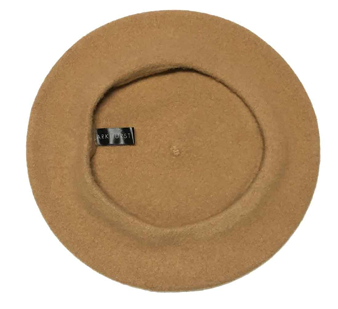 Parkhurst Classic Wool Beret By