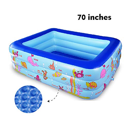 WateBom Inflatable Family Center Swimming product image