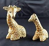 Artesania Rinconada Retired Giraffe Adult & Baby Made Uruguay