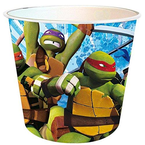 Papelera Tortugas Ninja 18cm: Amazon.es: Juguetes y juegos