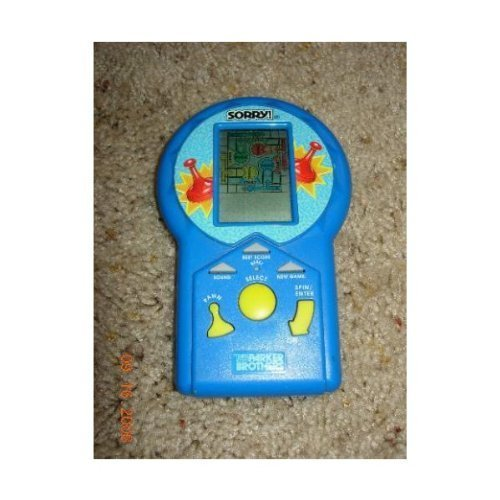 Sorry! Handheld Electronic Game by Parker Brothers