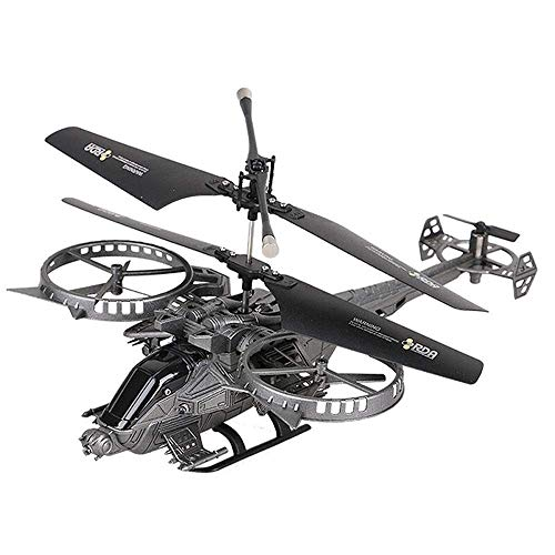 SSBH 3.5 Channel RC Helicopter Built-in Gyro, 2.4GHz Remote Control Flying Drone Toy Aircraft Model for Kids Boy Adults, 221611cm