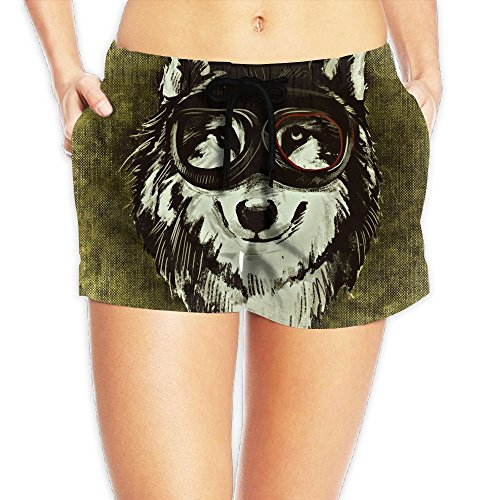 Sunglasses Wolf Sirius Coyote 3D Printed Women Beach Shorts Casual Pants Fitness Hot Boardshort - Men Best 2018 Sunglasses S