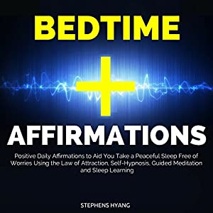 Bedtime Affirmations Audiobook