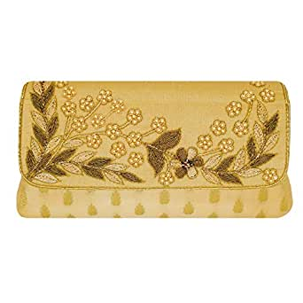 Bagaholics Wallets for Women Gold
