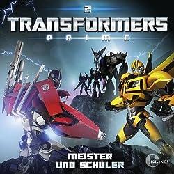 Meister und Schüler (Transformers Prime 2)