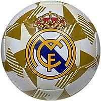Icon Sports Real Madrid Balón de fútbol tamaño 5