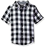 DKNY Boys' Short Sleeve Sport Shirt (More Styles Available)