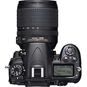 Nikon D7100 24.1 MP DX-Format CMOS Weather-Resistant Digital SLR Camera (Body Only) with full HD 1080P Video (Renewed)