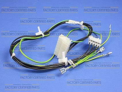 Whirlpool W10137867 Washer Wire Harness Genuine Original ... on cable harness, radio harness, engine harness, nakamichi harness, suspension harness, amp bypass harness, electrical harness, safety harness, oxygen sensor extension harness, battery harness, maxi-seal harness, dog harness, pet harness, obd0 to obd1 conversion harness, alpine stereo harness, fall protection harness, pony harness,