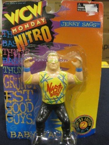 ECW Extreme Championship Wrestling SHANE DOUGLAS Figure 1999 by The Original San Francisco Toymakers [並行輸入品] B00S5VRBYO