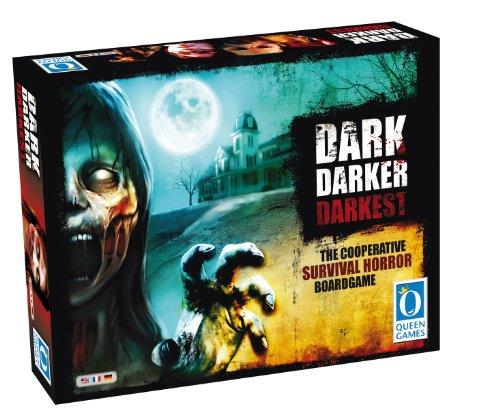 Dark Darker Darkest Survival Horror Board Game ()