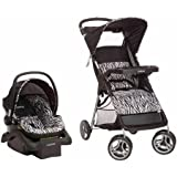 Cosco Lift & Stroll Travel System, Zahari