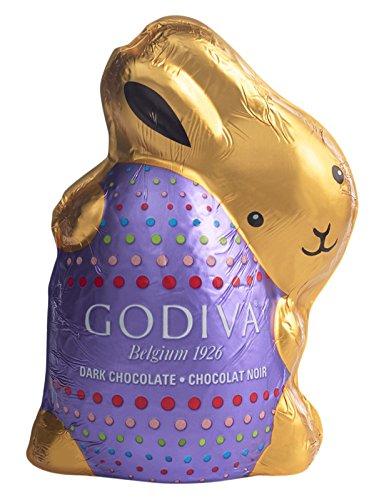 Godiva Chocolatier Chocolate Wrapped Bunny