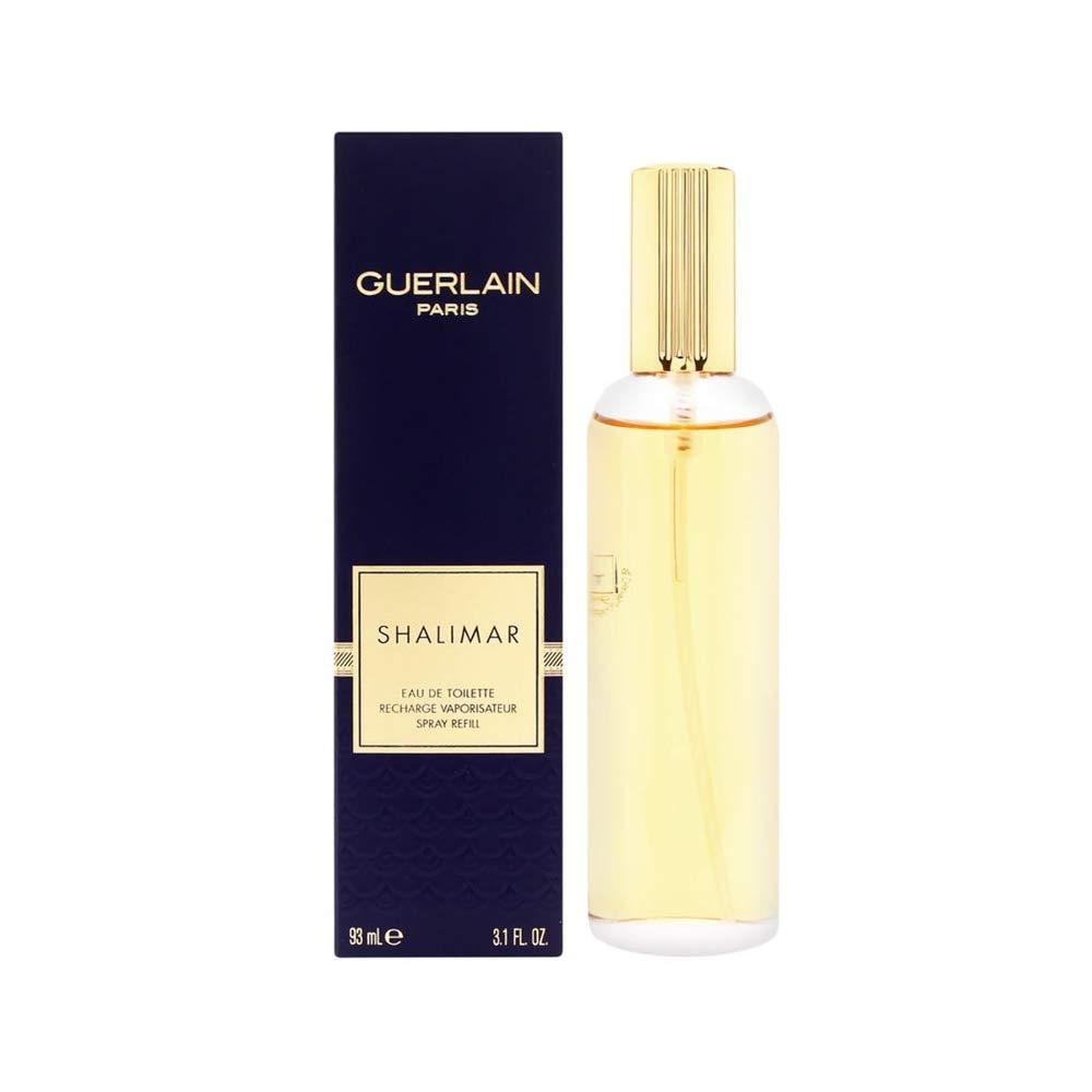 Shalimar Eau de Toilette Spray Refill for Women by Guerlain 3.1 Oz / 93 Ml Refill by Guerlain