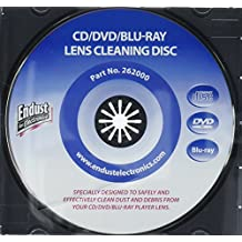 Endust for Electronics 262000 CD/DVD/Blu Ray/Game Console Lens Cleaner